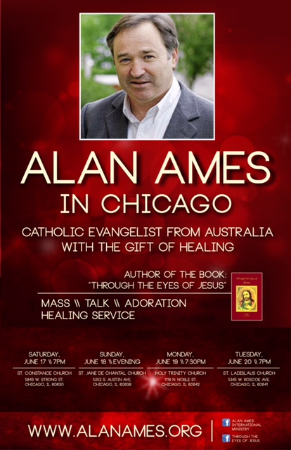 Alan Ames International Ministry