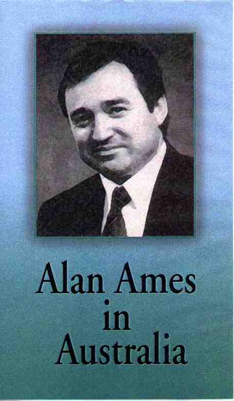 Alan Ames in Australia